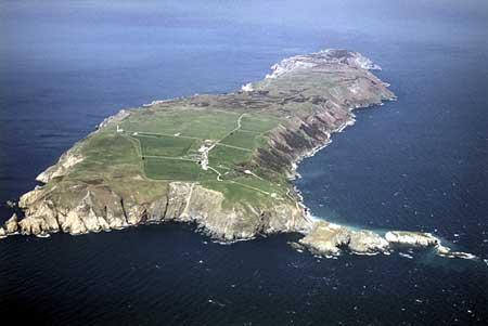 Wettquote Island England