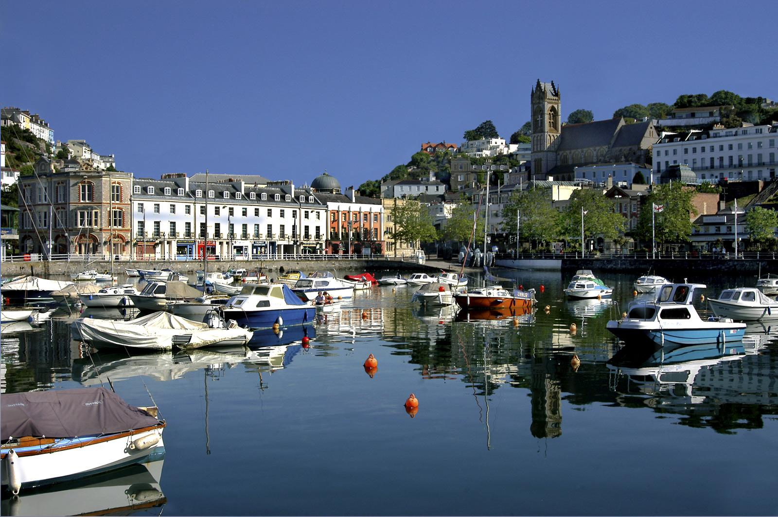 Top Ten Holiday Resorts In Devon Torquay Holiday Guide