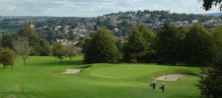 picture of Launceston Golf Course 15th hole
