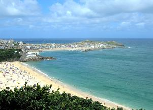 picture of st-ives cornwall