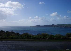 picture of st austell bay