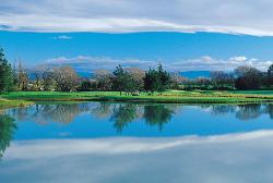 new zealand golf, cleawater resort