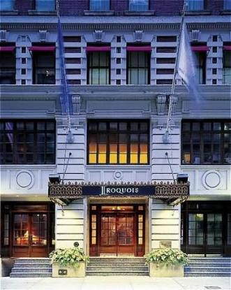 The top 10 boutique hotels in new york for Best boutique hotels new york