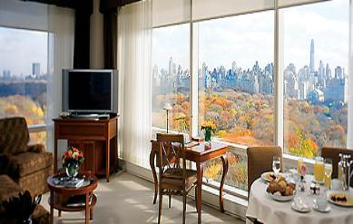 new york hotels - trump international hotel image