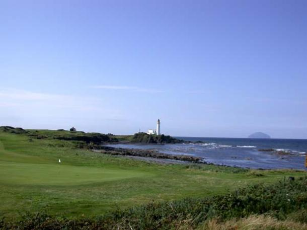 turnberry golf club scotland image